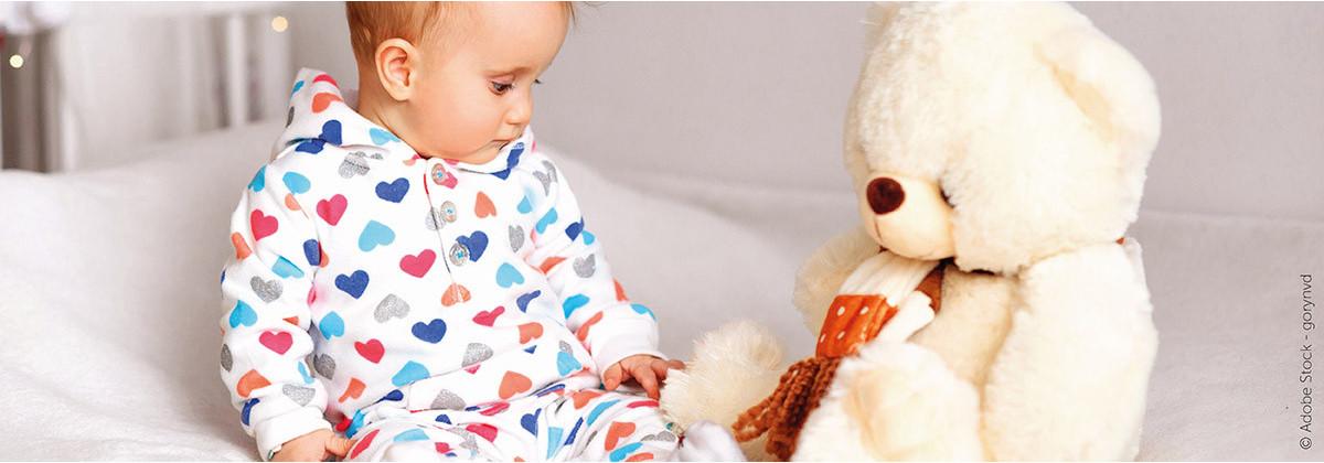 Peluches range-pyjama