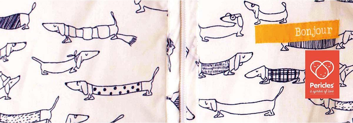 Dog une collection signée Péricles