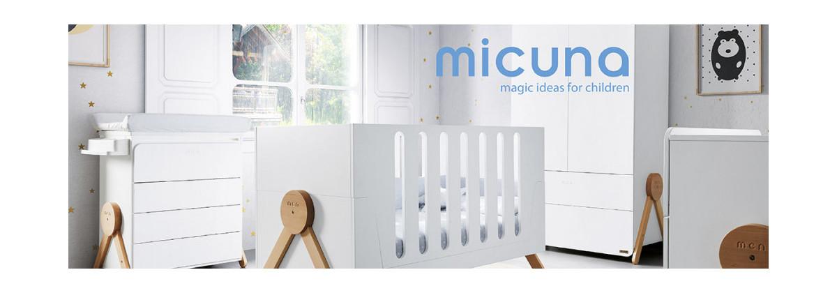 Les chambres bébé signées Micuna