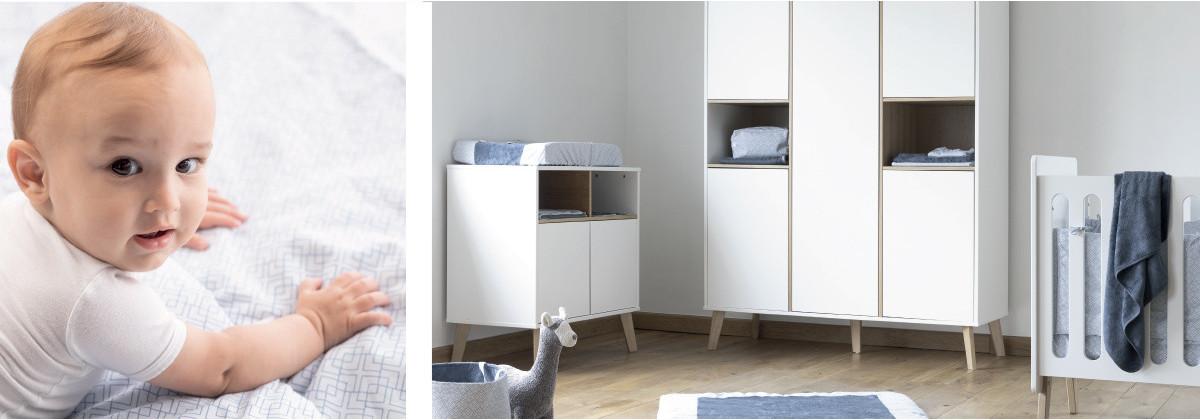 La chambre Style White chez Pericles