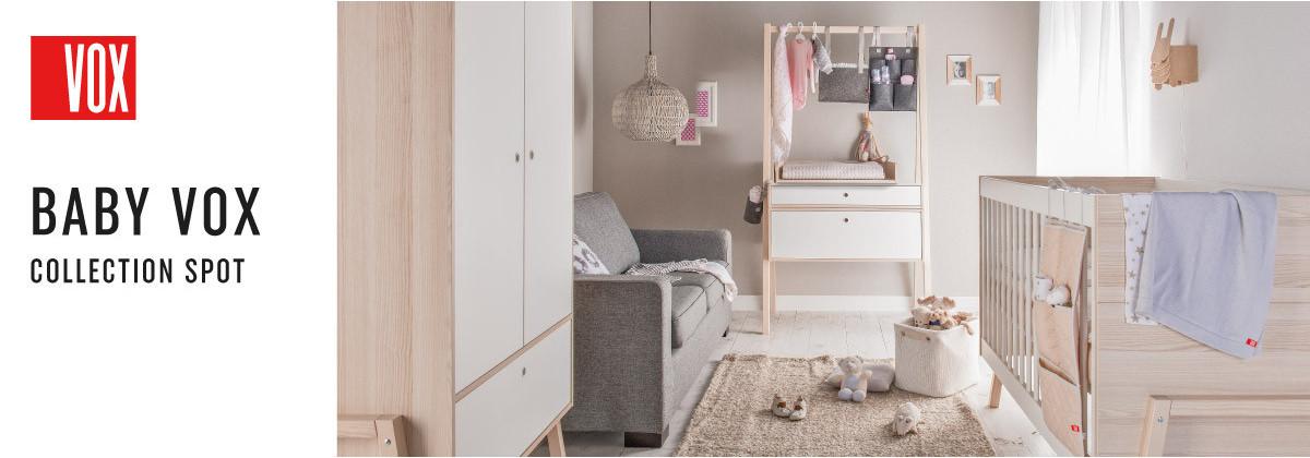 La chambre Spot imaginée par Vox