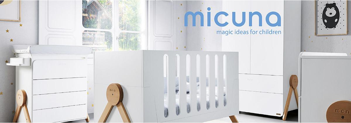 Chambre Swing Blanc par Micuna