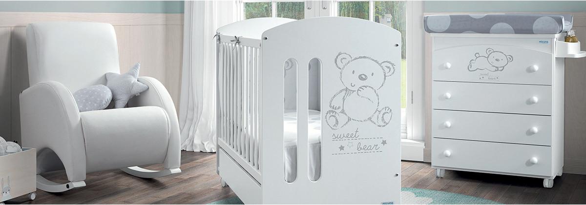 La chambre Sweet Bear signée Micuna