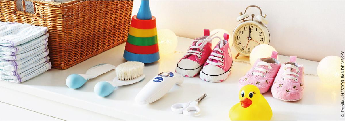 Hygiène & soins bébé