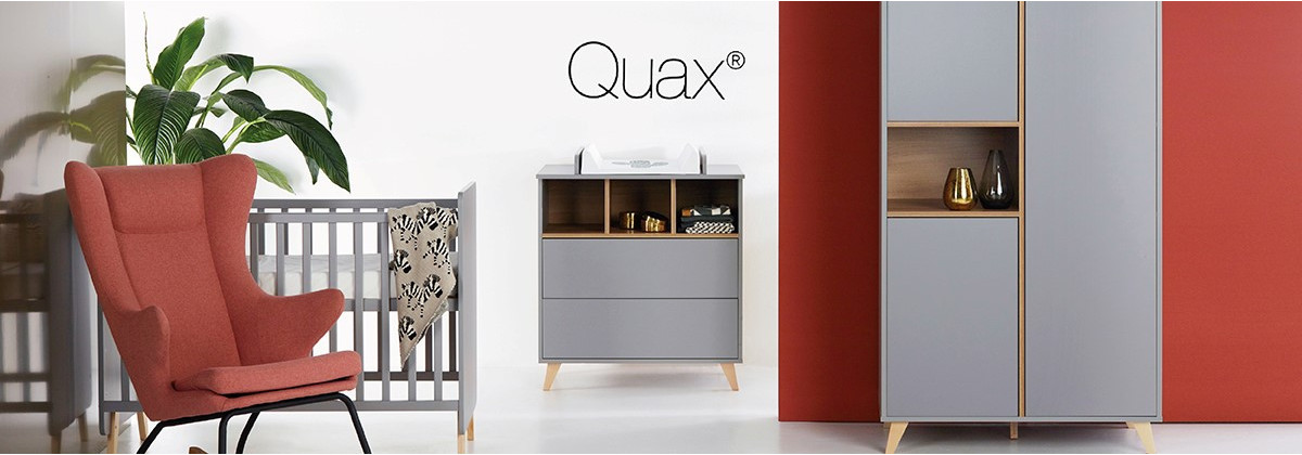 La chambre Loft Gris par Quax