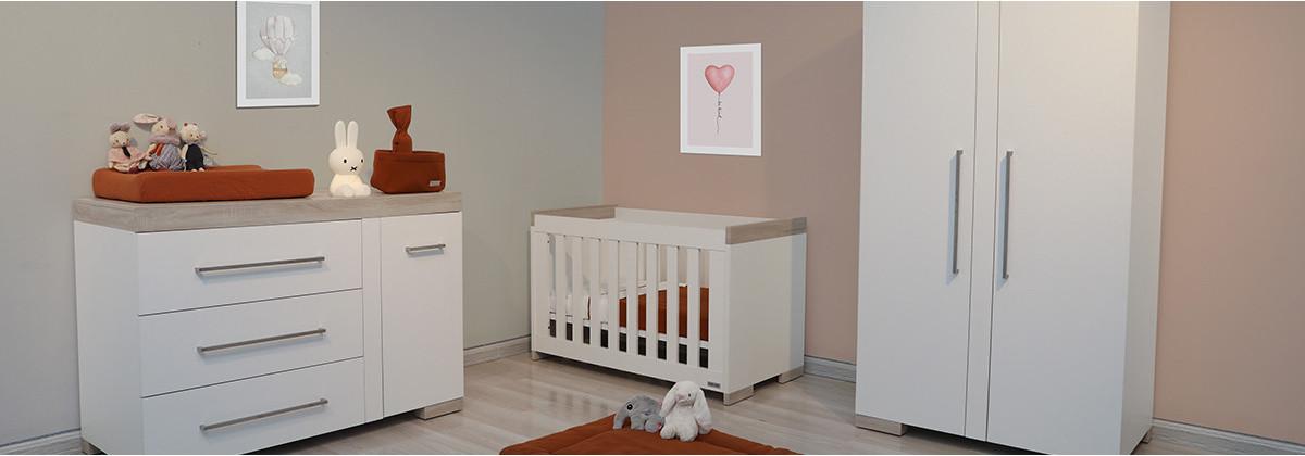 Les chambres bébé signées Ikid