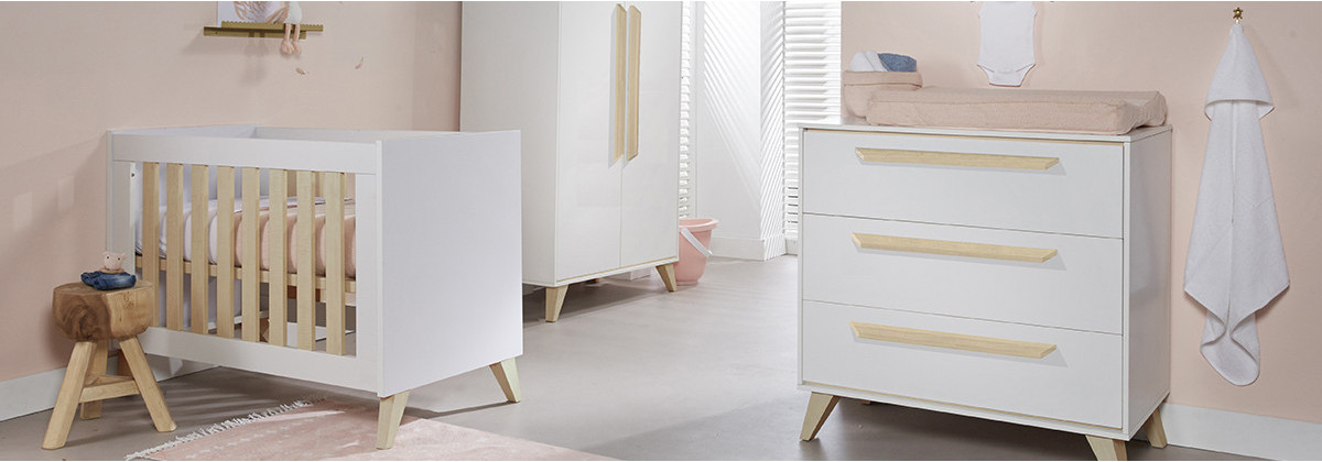 Chambre Lazio Blanc par Ikid
