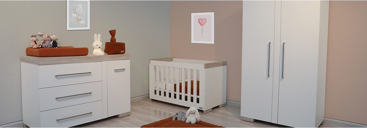Chambre bébé Stromboli par Ikid