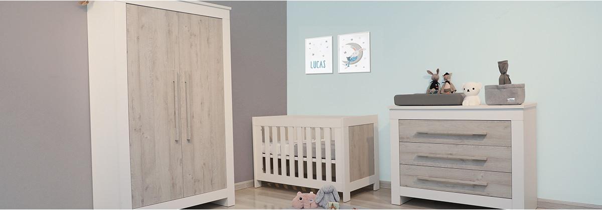 Chambre bébé Toscana par Ikid