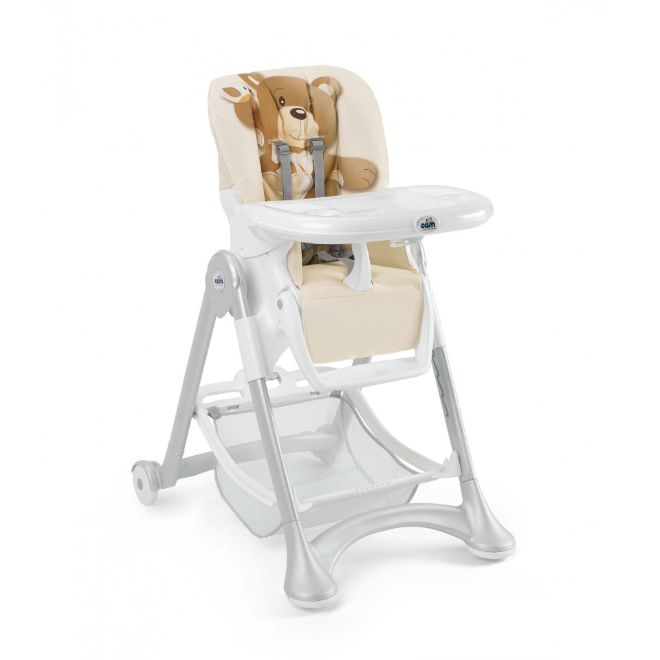 Campione Trchsqd Cam Made4baby Carcassonne Drive Ourson Chaise Haute JlT5uK13Fc