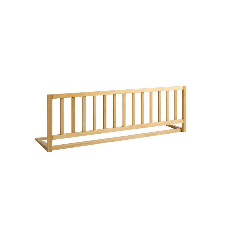 barri re de lit en bois pericles naturelle drive. Black Bedroom Furniture Sets. Home Design Ideas