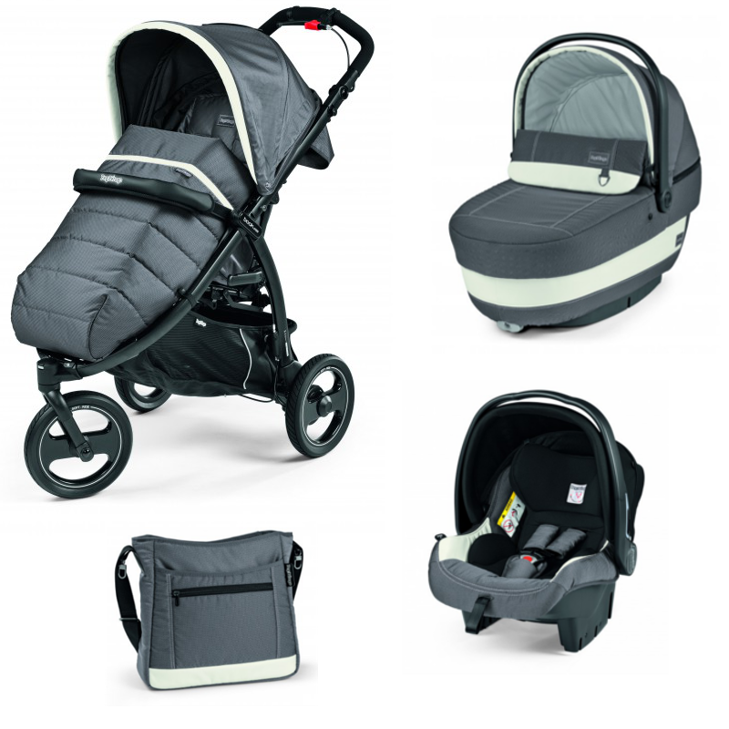 pack trio book cross peg perego ascot drive made4baby. Black Bedroom Furniture Sets. Home Design Ideas
