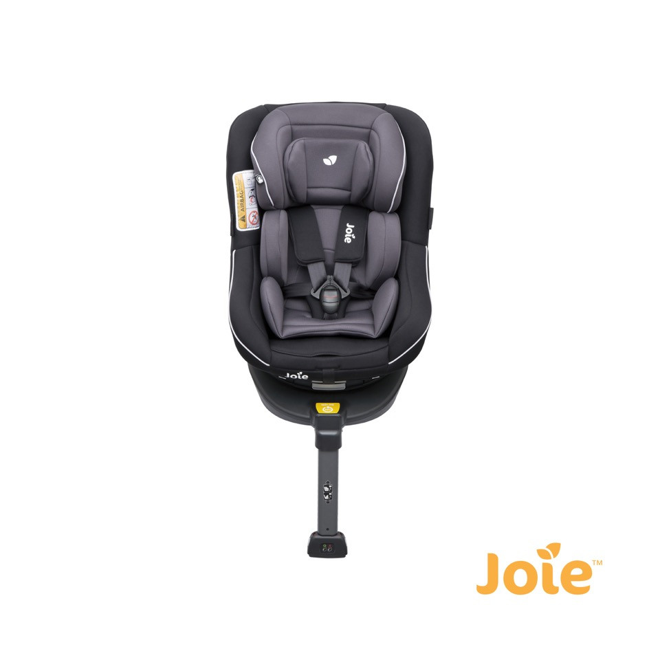 si ge auto isofix gr0 1 spin 360 joie two tone black. Black Bedroom Furniture Sets. Home Design Ideas