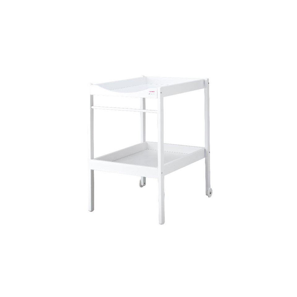 table langer alice sans matelas blanche combelle made4baby montbrison. Black Bedroom Furniture Sets. Home Design Ideas