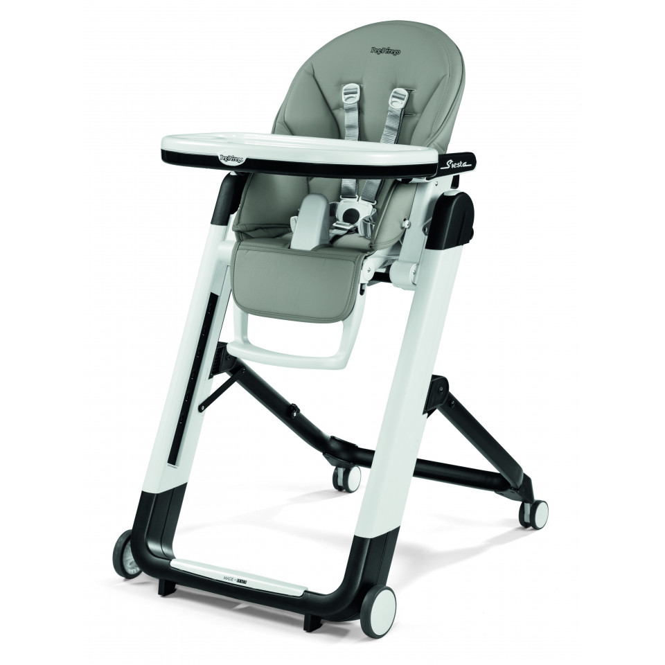 Chaise Haute Siesta PEG PEREGO Ice